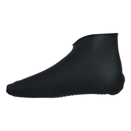 Waterproof Shoes Cover Silicone Non-Slip Men Rain Boots Shoes Protectors