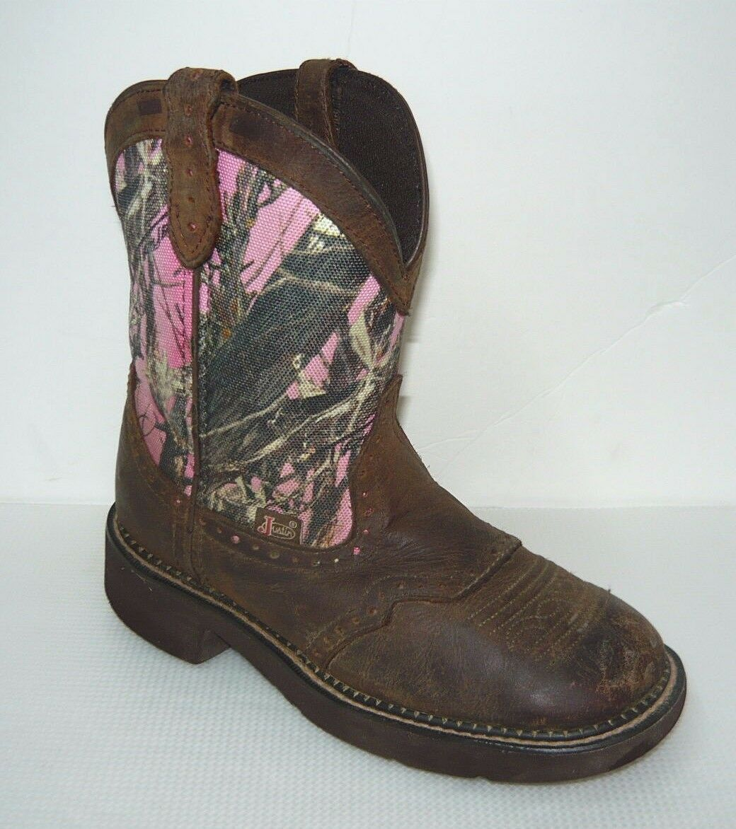 Justin Boots Gypsy Collection L9610 Women's Boot Sz 6.5B