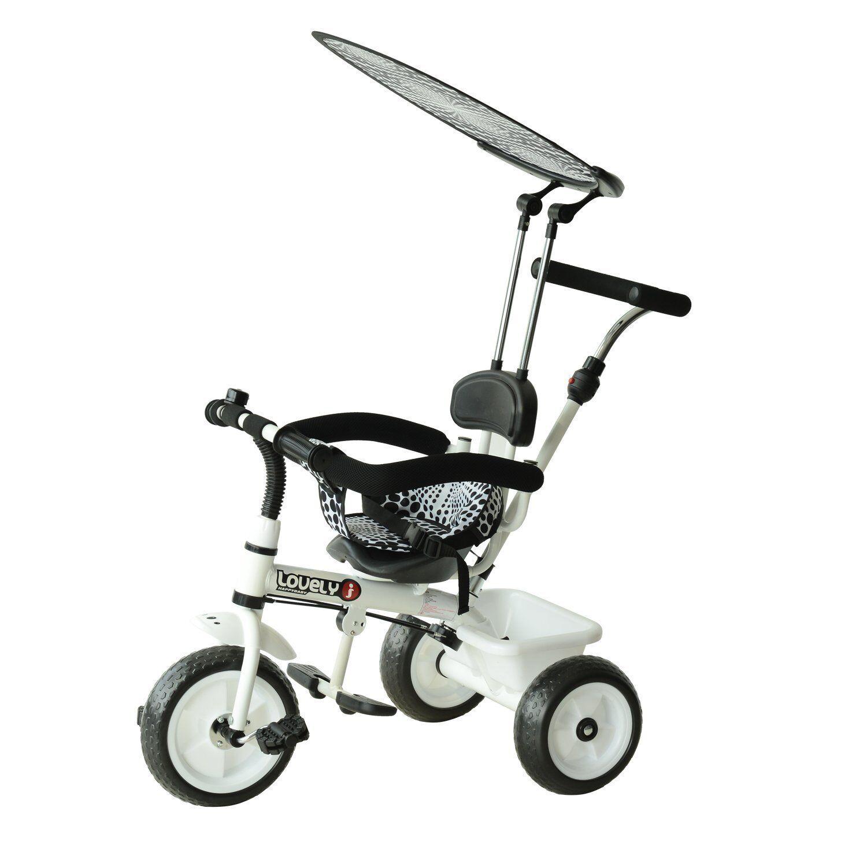 Knorrtoys Com 55305 Tenda A 4 Lati Con 100 Palline.Homcom Triciclo Delux Con Maniglione Parasole Parasole