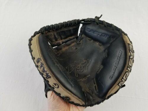 Details about  /Easton BMX201B Black Magic Youth Baseball Catchers Mitt Right Throw black