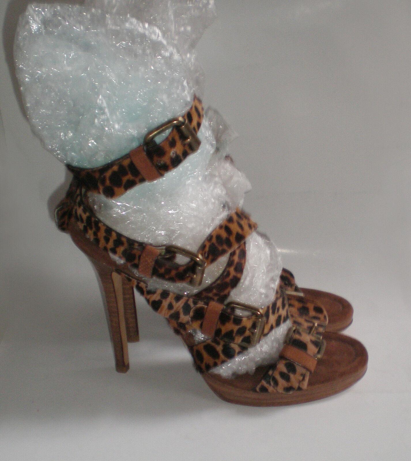 Dolce & Gabbana D&G Schuhe, Größe: Pony und Büffel Leder, Größe: Schuhe, 39, NP 390,-€ b46e33