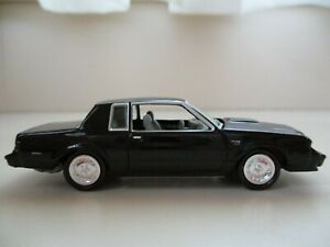 Buick Regal T Type >> Details About Johnny Lightning 1987 87 Buick Regal T Type Turbo Diecast Loose