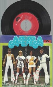 """7""""  ABBA SOS // AUSTRO MECHANA"""