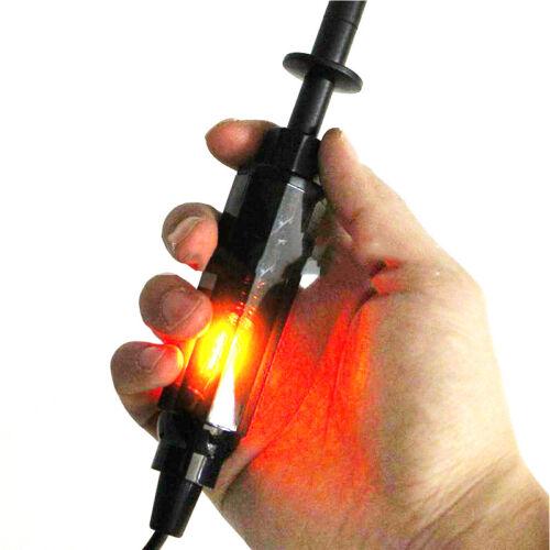 Car Truck Voltage Circuit Tester 6V//12V//24V DC Hook Probe Test Light Pencil USA!