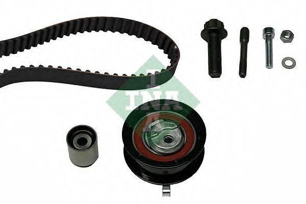 Kit de Distribución INA 530037710 Seat VW