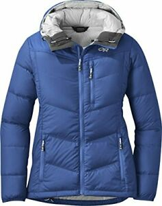 Details about Outdoor Research Women's Transcendent Down Hoody Lapis XS NWT 2019