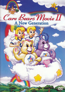 CARE-BEARS-MOVIE-II-2-A-NEW-GENERATION-NEW-DVD