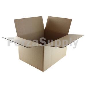"35 10x8x6 ""EcoSwift"" Brand Cardboard Box Packing Mailing Shipping Corrugated"