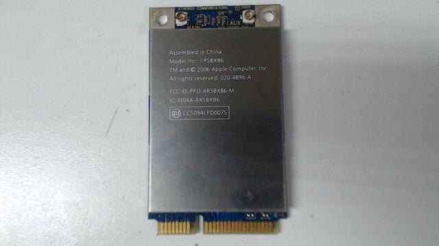 Original Extreme Atheros AR9380 AR5BXB112 607-7211-A 450M for IMAC AirPort 450M