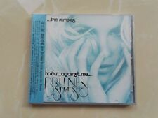 "Britney Spears ""Hold it Against Me"" Remix 9-Track EP China CD NEW"