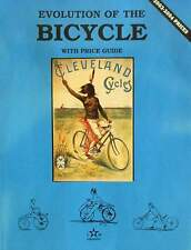BOEK/BOOK/LIVRE/BUCH : EVOLUTION OF THE BICYCLE fiets antiek vintage vélo
