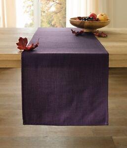Tischläufer Tischband Tischdecke Tisch Deko Lila Purple Ebay