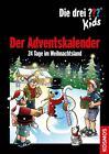 Die drei ??? Kids, Der Adventskalender von Ulf Blanck (2016, Gebundene Ausgabe)