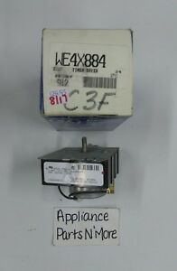 research.unir.net 175D2308P006 WE4X882 GE Dryer Timer; B5-4b ...
