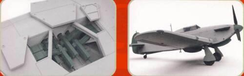 Airfix Hawker Hurricane Mk.I RAF 1941 Rhodesia New Tool 1:48 Modell-Bausatz kit