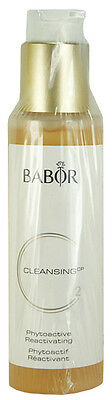 Rational Babor Cleansing Cp Phytoactive Reactivating 100ml Brand New 3-3/8oz