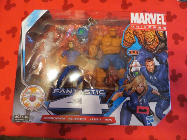 fantastic 4 marvel