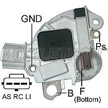 V Regulator To Fit Fiat Marelli Delco Ford Focus Ka Alternator