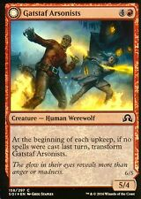 Gatstaf Arsonists/Gatstaf Ravagers FOIL | NM/M | Shadows over Innistrad