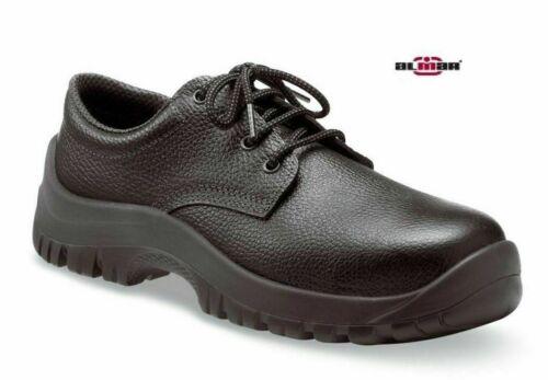 la sécurité de classe SP1 en cuir noir Taille 36-41 3-7 UK Almar Sesia Chaussures de sécurité