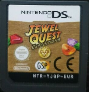 Jewel Quest: Expeditions (Nintendo DS, 2009)