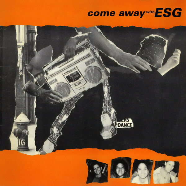 ESG Come Away With ESG Vinyl LP Brand New
