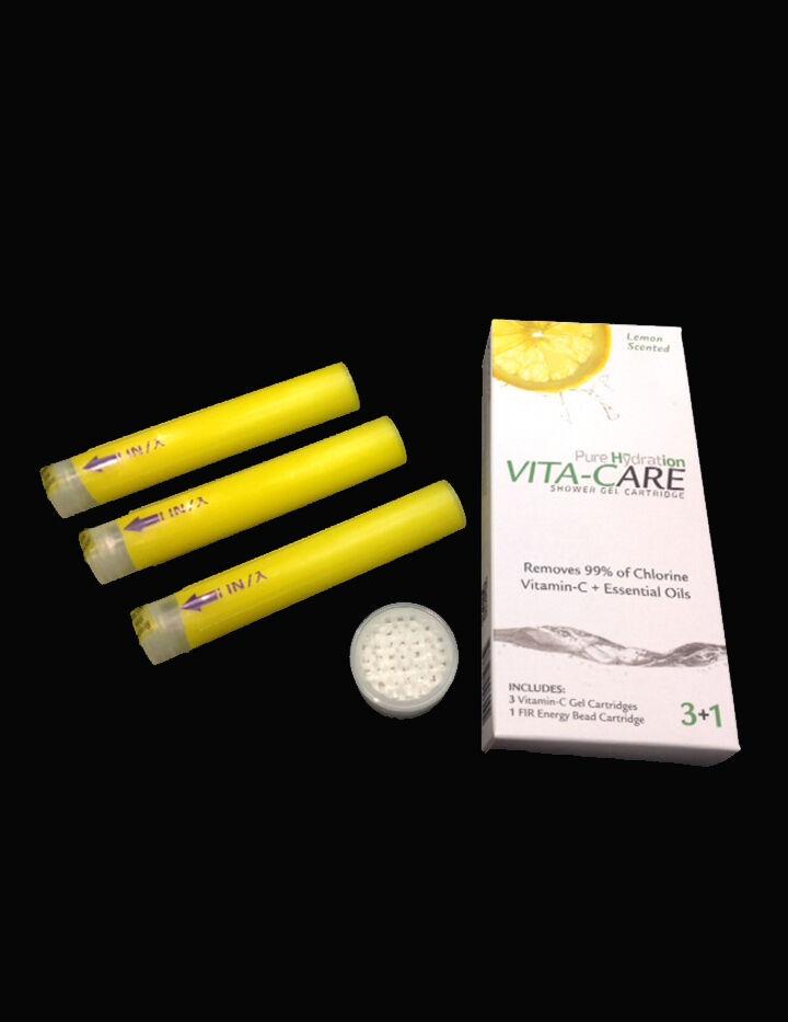 VITA-CARE Shower System Refill Pack LEMON 855481006092