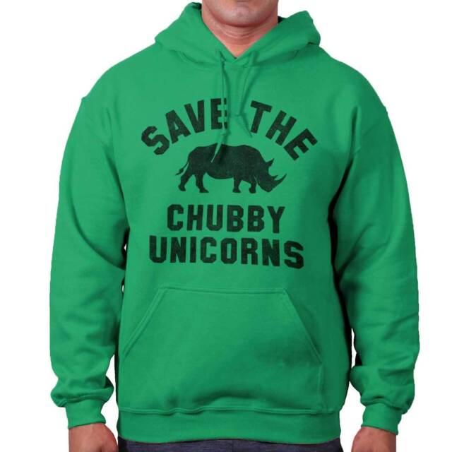 Unicorns Are Lame Said Nobody Ever Chubby Womens Zipper Hoodies Sweat Shirts