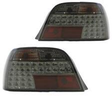 Rückleuchten Heckleuchte Set links+rechts LED BMW E38 95-02 klar schwarz 1003544