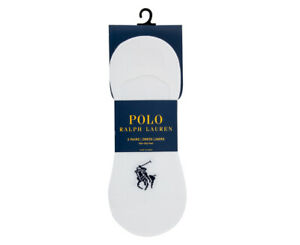 Lyst - Polo Ralph Lauren Big And Tall No-Show Liner Socks