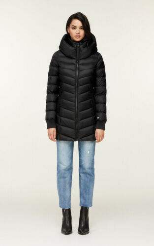 SOIA & KYO Alanis Water-Repellent Lightweight Down