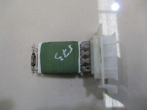 Genuine-2008-PEUGEOT-207-2007-2009-4D-PETROL-AUTO-HEATER-FAN-RESISTOR
