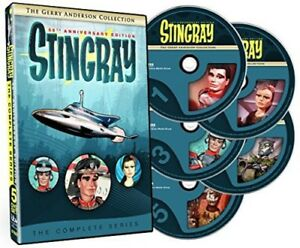 Stingray-The-Complete-Series-New-DVD-Anniversary-Edition-Boxed-Set-Full-F