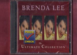 BRENDA-LEE-THE-ULTIMATE-COLLECTION-CD-NUOVO-SIGILLATO