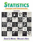 Statistics: Concepts and Control by William I. Notz, David S. Moore (Paperback, 2006)