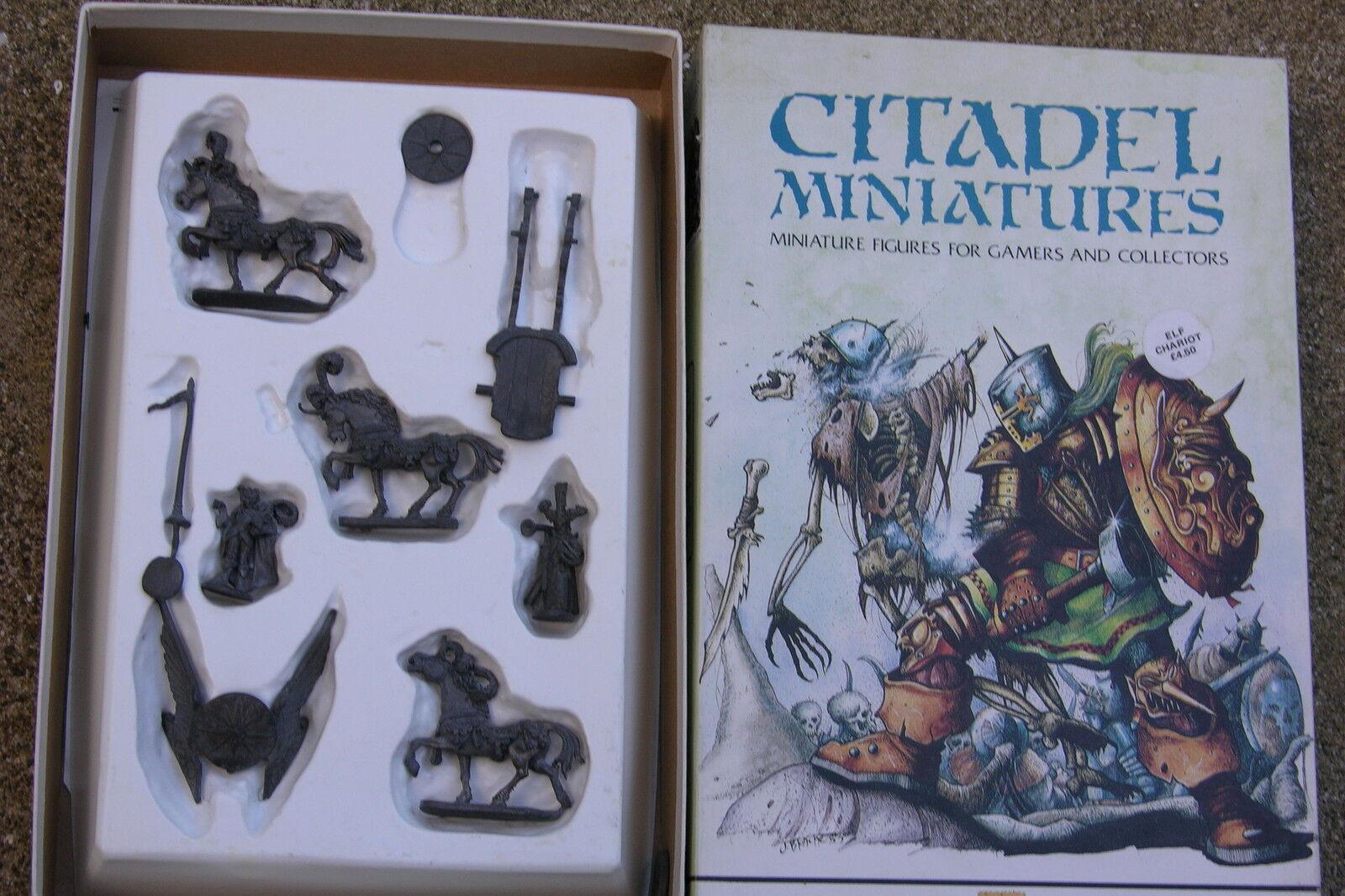Zitadelle Box Set, Elf Wagen, Pre-slotta, Verpackt