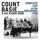 Count Basie and His Atomic Band - Complete Live at The Crescendo 1958 CD (5