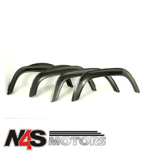 LAND-ROVER-DEFENDER-1983-TO-2006-STANDARD-GLOSS-BLACK-WIDE-WHEEL-ARCH-KIT-TF280