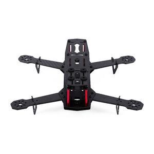 Carbon-Fiber-250mm-FPV-Quad-copter-Frame-4-Axis-Kit-RC-Multicopter-Drone-QAV250