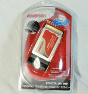 DOWNLOAD DRIVER: COMPUSA PCMCIA 10 100
