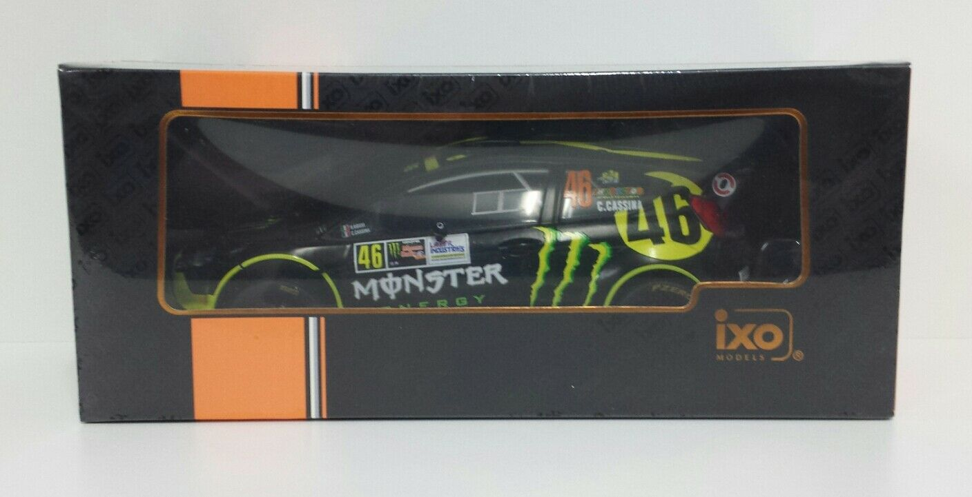 Ixo  1 18 Valentino Rossi  46 Ford Fiesta Rs WRC Monza Rally Show 2014 - 18RMC014  pour pas cher