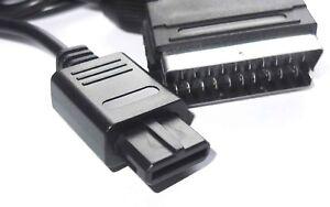 NINTENDO-SNES-SUPER-NINTENDO-RGB-SCART-LEAD-CABLE-NEW-UK-Seller