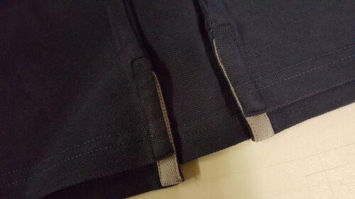 Lamborghini Herren Polo Shirt Sportive dark navy Poloshirt dunkelblau