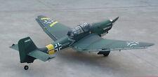 1/8 Scale German WW-II Junkers JU-87 Stuka Plans, Templates and Instructions