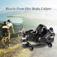 Universal Bike Bicycle Front&rear Disk Disc Brake Calipers Set Rotors W7c8