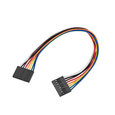 Jumper Wires 8 Pin Female To Female 20cm Ribbon Cables For Breadboard