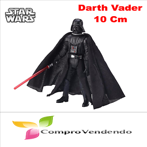 Action Figure Star Wars Darth Vader Revenge Of The Sith 10 Cm Ebay