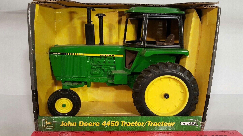 opciones a bajo precio Ertl John Deere 4450 1 16 diecast coleccionables réplica réplica réplica de tractor de granja