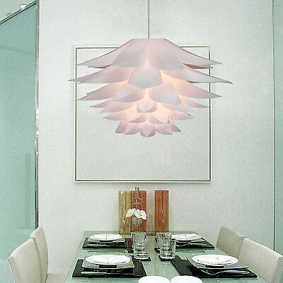 Petal  Light Acrylic Chandelier Pendant Lamp Ceiling Lamp Fixture Home Lighting