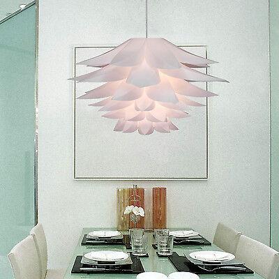 Petal  Light Acrylic Chandelier Pendant Lamp Ceiling Lamp Fixture Home Lighting